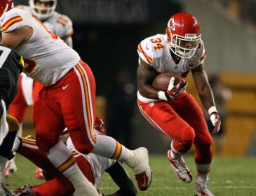 Steelers Sign Free Agent RB Knile Davis