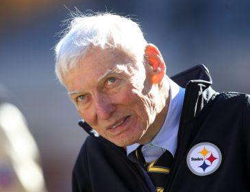 Steelers owner Dan Rooney has passed away