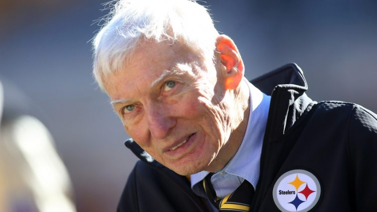 Steelers owner Dan Rooney has passed away