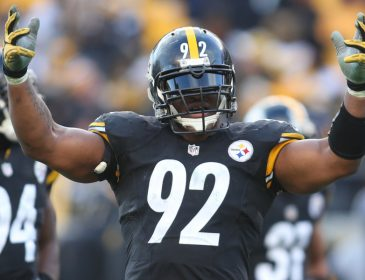 James Harrison in Trouble with NFL Again