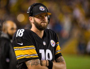 Steelers release QB Zach Mettenberger