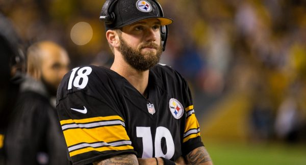 Steelers release QB Zach Mettenberger
