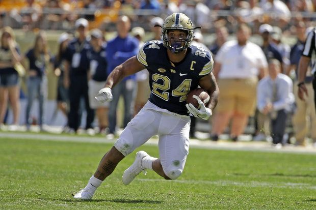 Steelers Select Hometown Hero James Conner in 3rd Round