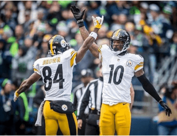 Time to Shine for Martavis Bryant
