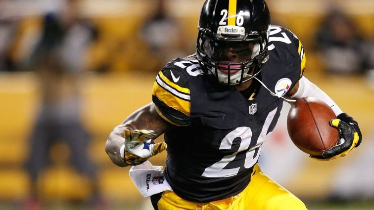 Le'Veon Bell is Ready for the Start of Training Camp
