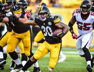 Preseason Week 2 Steelers Beat Falcons, 17-13