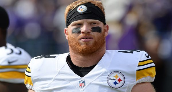 Tyler Matakevich Looking Good in Camp