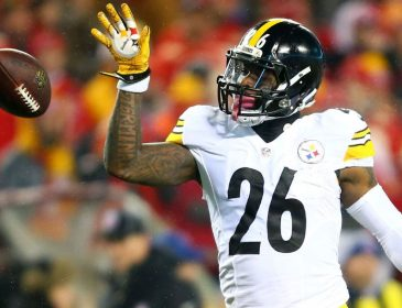 Le'Veon Bell Sends Steelers a Message