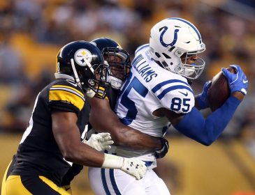Steelers Lose to Colts, 19-15