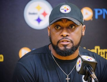 Mike Tomlin Addresses National Anthem and Trump's SOB Comment