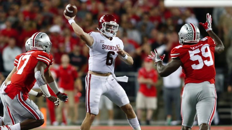 Armchair GM: Top Five 2018 Draft Steelers QB Candidates – #6 Baker Mayfield