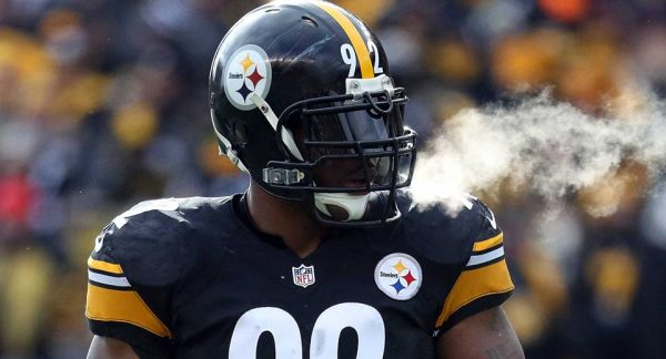 Armchair GM: Steelers D Playing Like Chumps. Put in JAMES HARRISON!!!