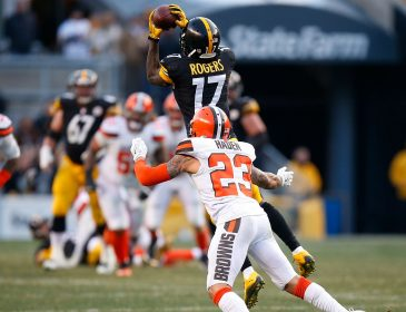Joe Haden Won't feel at Home in Cleveland