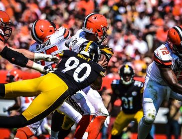 Steelers Win Season Opener 21-18 Over the Browns