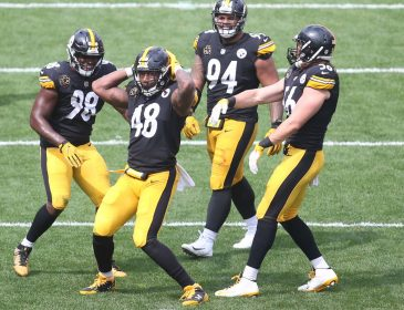 "NFL Fines Bud Dupree for ""Sexually Suggestive"" Celebration"