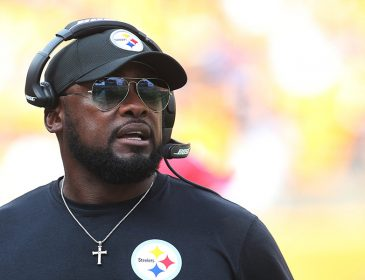 Mike Tomlin Says Steelers Will Choose to Stay in Tunnel for Anthem