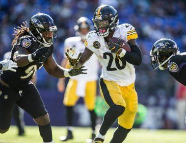 Steelers Down Ravens 26-9