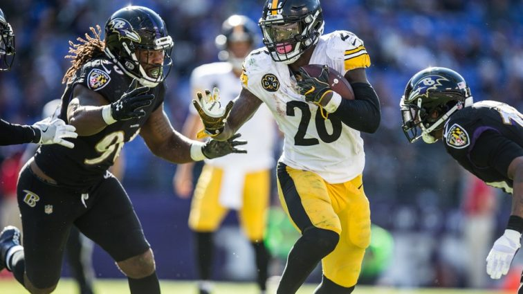 Steelers Down Ravens 26-9