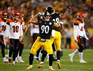 Steelers Down Bengals, Improve to 5-2