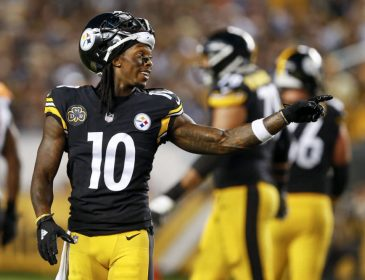 Steelers Demote Martavis Bryant to Scout Team