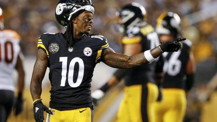 Steelers Demote Martavis Bryant to Scout Team