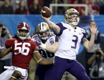 Armchair GM: Top Five 2018 Draft Steelers QB Candidates – #6, Jake Browning
