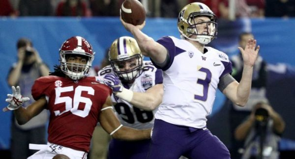 Armchair GM: Top Five 2018 Draft Steelers QB Candidates – #4, Jake Browning
