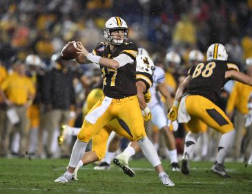 Armchair GM: Top Five 2018 Draft Steelers QB Candidates – #5, Josh Allen