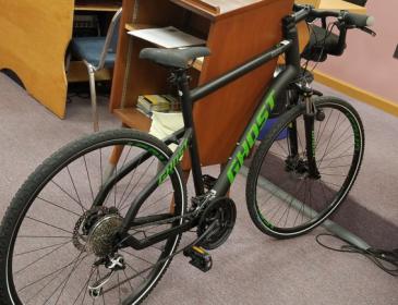 JuJu Smith-Schuster Getting His Bike Back