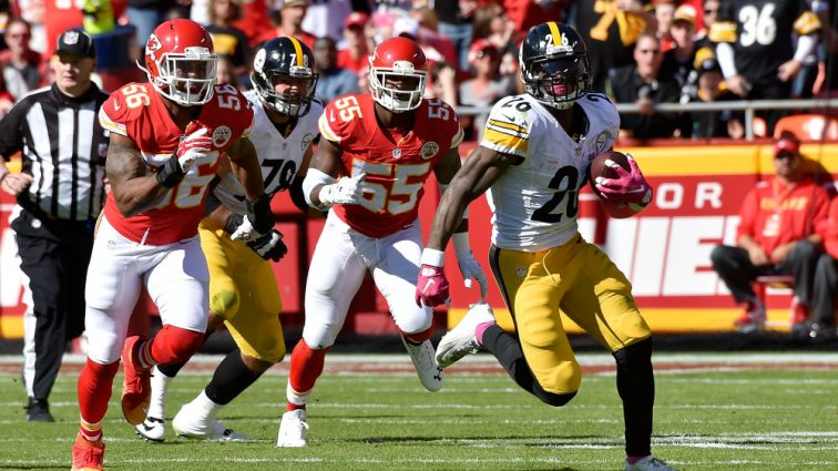 Steelers Give Chiefs First Loss of Season