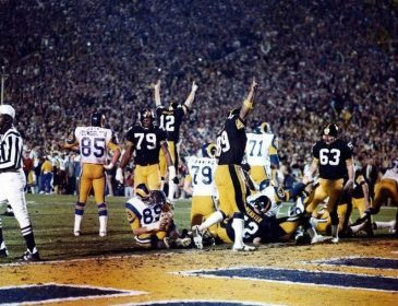 The Ten Greatest Pittsburgh Steelers of All Time