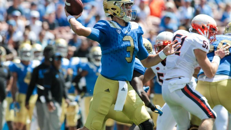 Armchair GM: Top Five 2018 Draft Steelers QB Candidates – #1 Josh Rosen