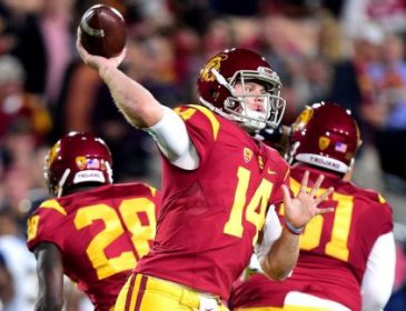Armchair GM: Top Five 2018 Draft Steelers QB Candidates – #2, Sam Darnold