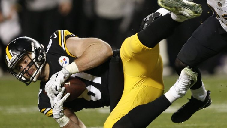Refs Steal a Win from the Steelers