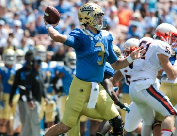 Armchair GM: Top Five 2018 Draft Steelers QB Candidates – #1, Josh Rosen