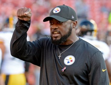 Tomlin is a Good Coach, but he Needs to Make Changes