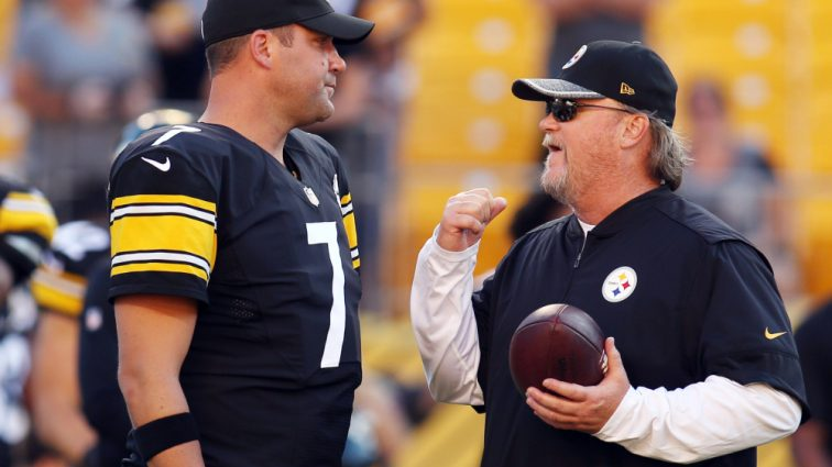 Randy Fichtner Tabbed as front Runner to Replace Todd Haley