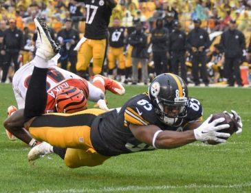 Steelers Re-sign TE Xavier Grimble