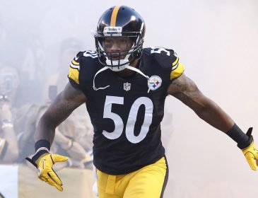 Inhuman Recovery for Injured Steeler Ryan Shazier
