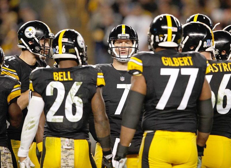 Steelers Look to Take the Stairway to Seven in 2018