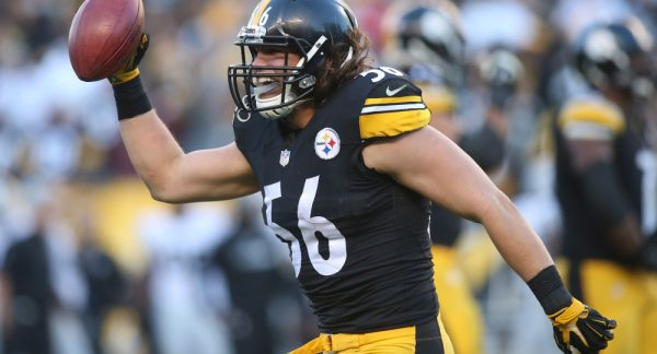 Anthony Chickillo could soon be making his Steelers return