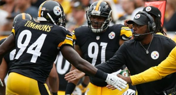 Armchair GM: Tomlin and Timmons Need to Hug it Out