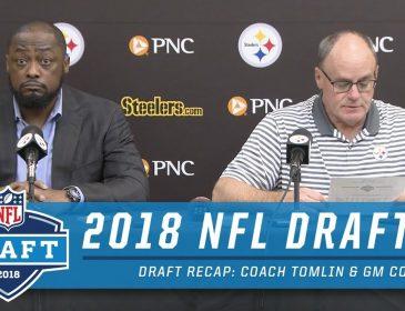 NFL – Pittsburgh Steelers Draft Recap