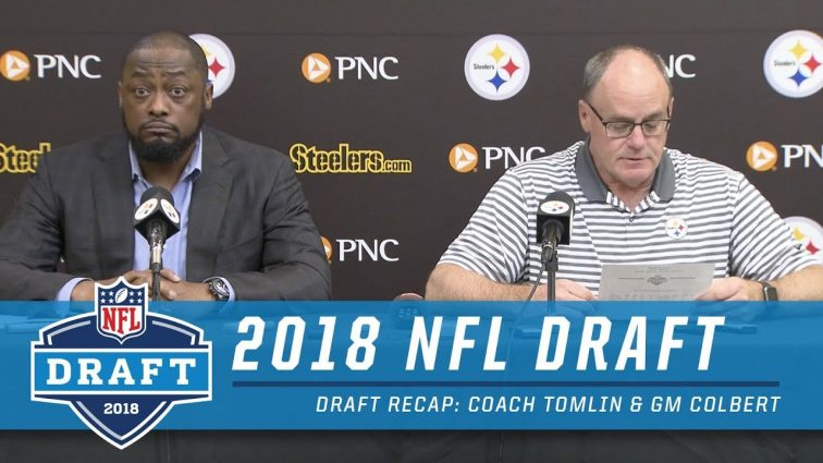 NFL – Pittsburgh Steelers Draft Recap