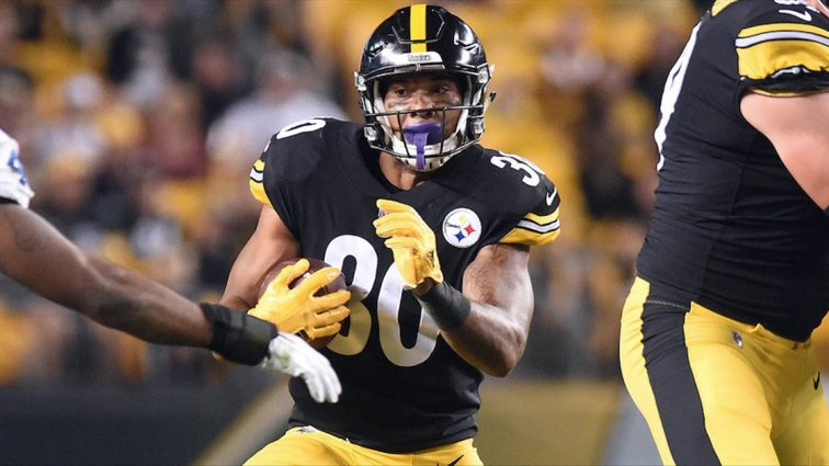 2018 Steelers Training Camp Player Preview – James Conner