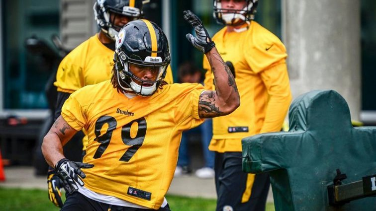 2018 Steelers Training Camp Player Preview – Keion Adams