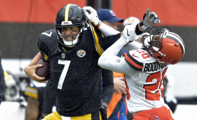 Steelers Bitten by Injury Bug in Tie with Browns