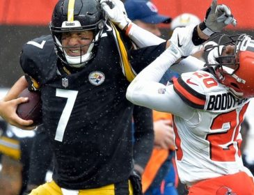 Steelers Blow 14-point Lead and Settle for Tie vs Browns