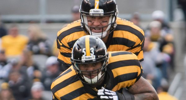 Four New Captains for Pittsburgh Steelers 2018/19 Season