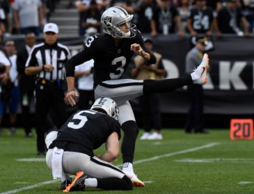 Steelers Sign Kicker and Place Boswell on IR